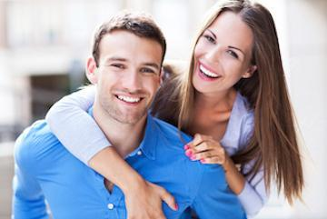 Couple smiling | Dentist Broomfield CO