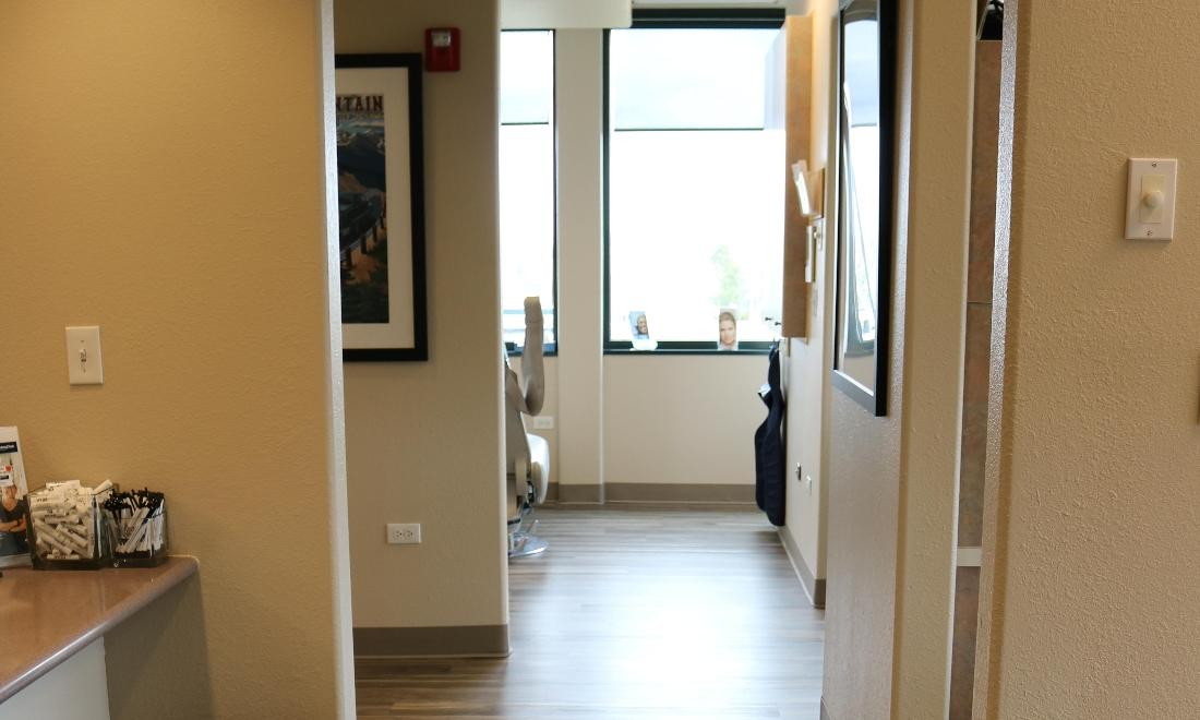 Treatment Area | Peak Dental Health in Broomfield CO