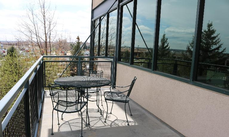 Balcony | Peak Dental Health in Broomfield CO